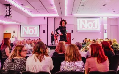 Styling the No1 Style Masterclass catwalk with Intu Braehead