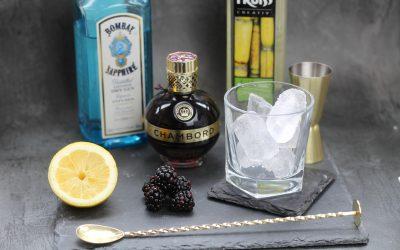 How to make Metropolitan's Berry Bramble at home