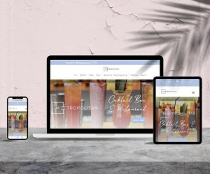 Peachy Creative Media Metropolitan Website Design Glasgow Scotland