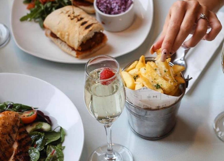 Eat Out To Help Out at Metropolitan Glasgow – Our Menu Faves